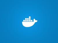 Docker monochromatic logo