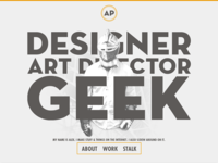 The Geek Designer v7