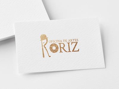 Oficina de Artes Roriz - Rebrand