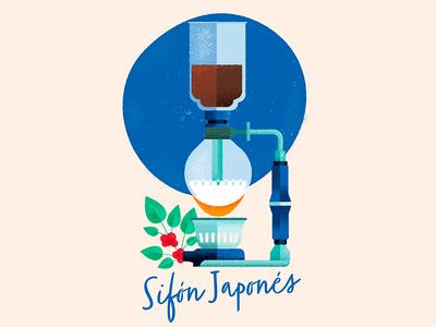 Japanese siphon