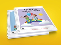 Communication Agendas for kids in kindergartens!