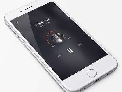 iOS Music App