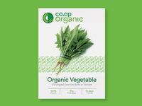 Coop Organic Logo Concept
