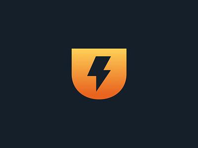 UI Kit ui kit bolt lighting logo