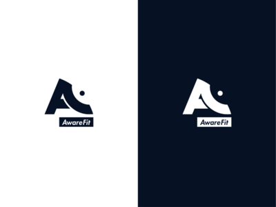 New AwareFit Logo 🤸‍♂️
