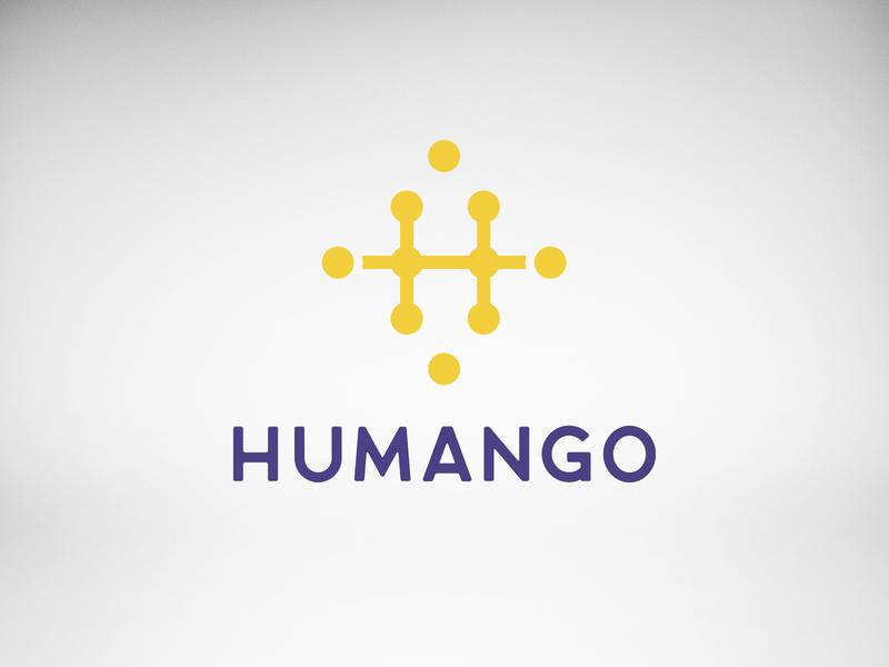 Humango Logo Concepts h monogram logo icon logo wordmark app  logo sport logo athletics logo product logo fitness logo brand design logo designer logo concept logo design visual identity graphic design brand identity logo branding
