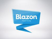 Blazon Logo