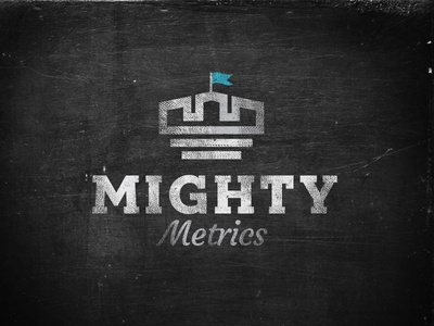 Mighty Metrics Logo