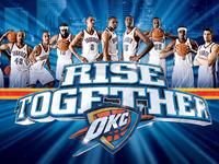 Thunder Team Poster