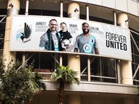MNUFC Billboard