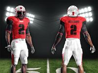 Husker Alternate Uniforms