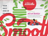 DRS Label Design Organic