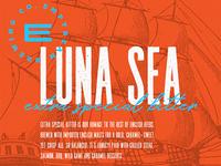 Luna Sea ESB Beer Label