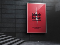 Blackhawk Identity Mockup