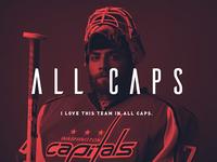 Capitals Creative Campaign