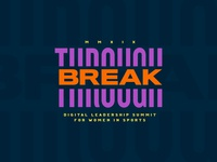 Breakthrough Summit Branding