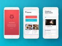 Hangry Mobile App