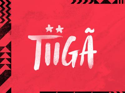 Tiiga Logo Concept