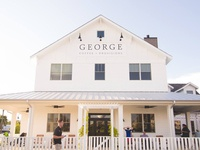 George Outdoor Signage