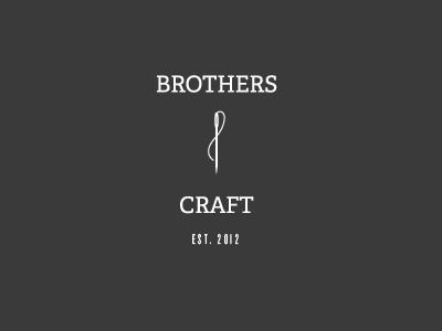 Beginning Iterations for Bros & Craft