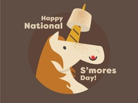 Happy National S'mores Day!
