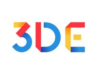 3DE Wordmark