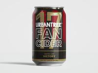 Urban Tree Fan Cider No.17