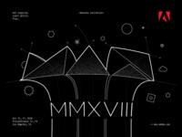Adobe Max Keynote Invitation