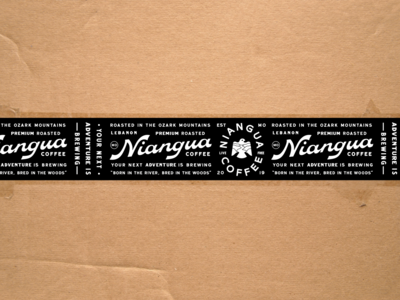 Niangua Packing Tape