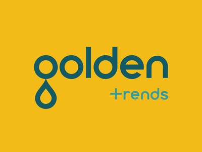 Golden Trends icon identity brand branding logotype oklahoma city okc oklahoma logo