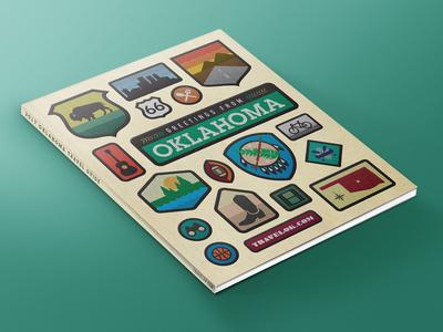Oklahoma Travel Guide Cover - 2017