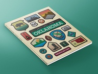 Oklahoma Travel Guide Cover - 2017