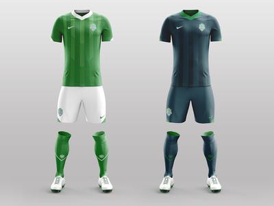 Energy FC Home & Away Kits