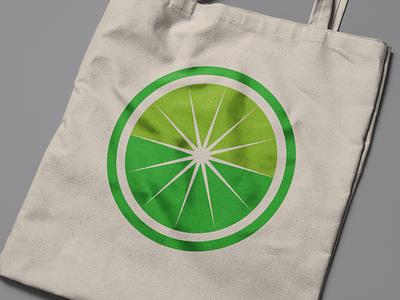 First Saturday Lime oklahoma brand design branding circle logodesign logo