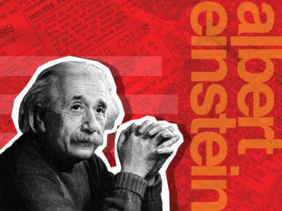 Albert Einstein photoshop graphic scientist albert einstein