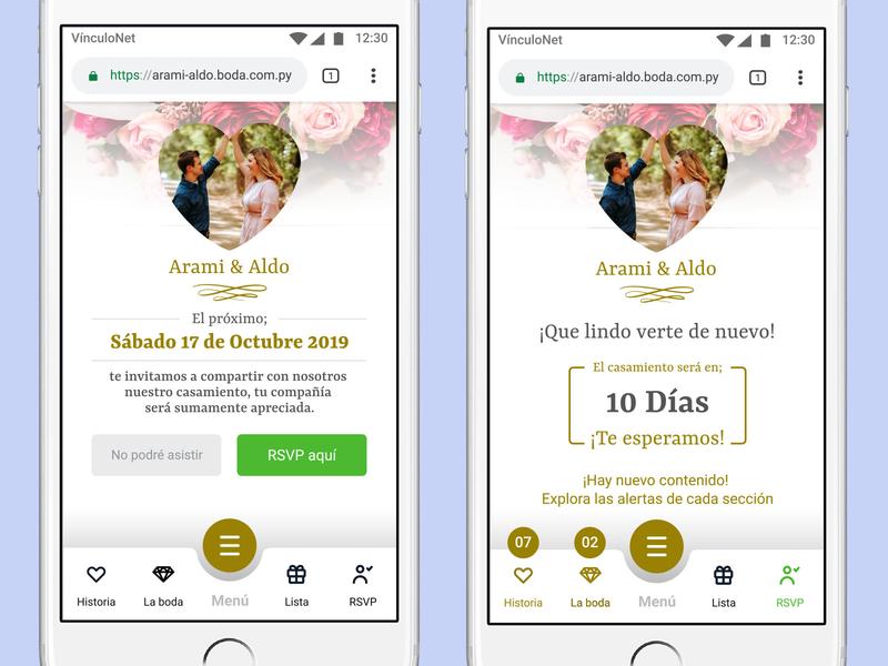 boda.com.py mobile home page's uxdesign ui design mobile ux ui