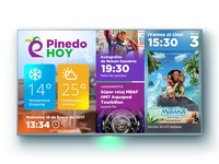 Shopping Pinedo Digital Signage