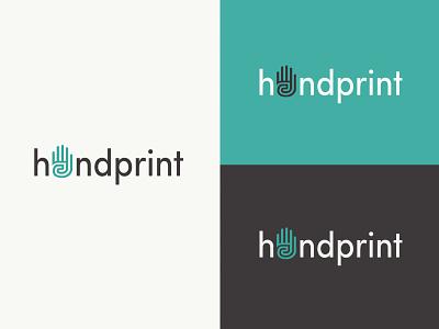 Handprint Logo & Brand Identity identity branding logo art direction brand