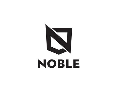 Noble Logo logo vector shield