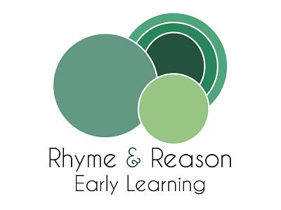 Rhyme & Reason Logo Design logo logo design