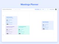 Meetings Planner