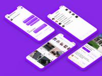 Selling App iOS
