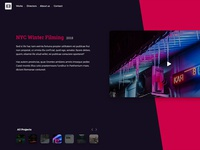 Advertising Agency - Home Page