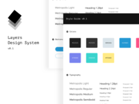 Layers Design System v0.1(Update)