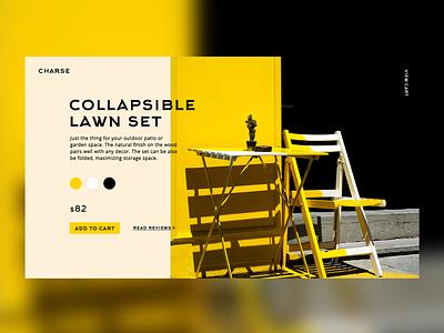 Product Display web design web ui design dailyui