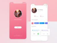 time management - planner app concept