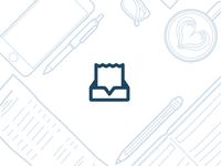 ReceiptBin Logo Mark