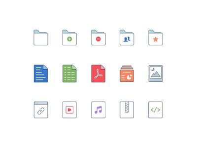Edmodo File Type Iconography items content library file files file type icon iconography illustration edmodo