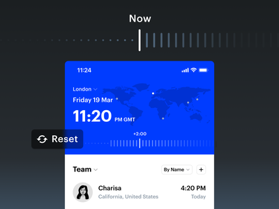 Time Scrubbing + Groups iphone apple ux share clock app product design ios ui