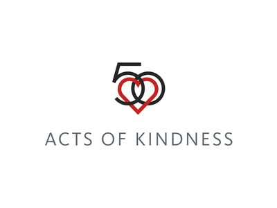 50 Acts Logo